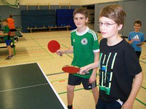 Tischtennis im SV Nordsteimke