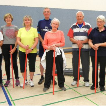 Fit mit 50+ Damen